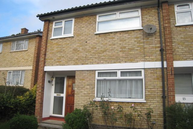 Thumbnail End terrace house to rent in Longfield Crescent, Sydenham