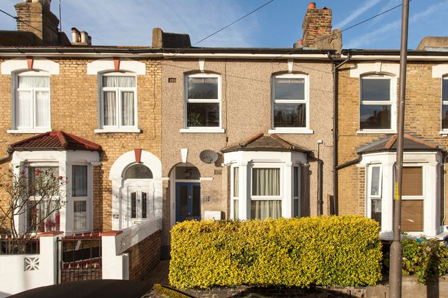 Thumbnail Flat for sale in Crewys Road, Nunhead