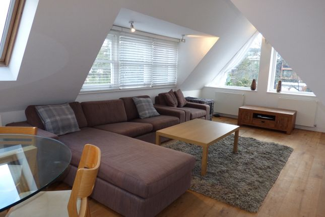Thumbnail Flat to rent in Leicester Road, High Barnet