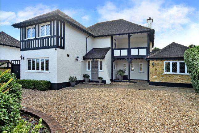 Thumbnail Detached house for sale in Salisbury Avenue, Cheam, Sutton