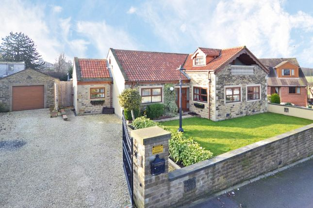 Thumbnail Detached house for sale in The Nooking, Kirkhamgate, Wakefield