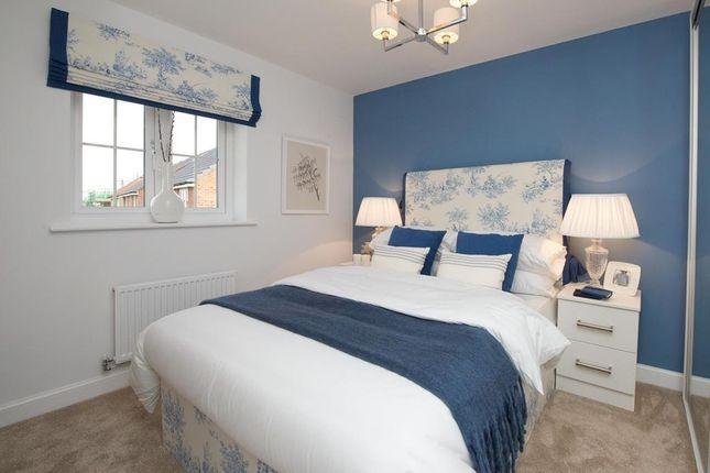 "Bed 3 of ""Chesham"" at ""Chesham"" At Rykneld Road, Littleover, Derby DE23"