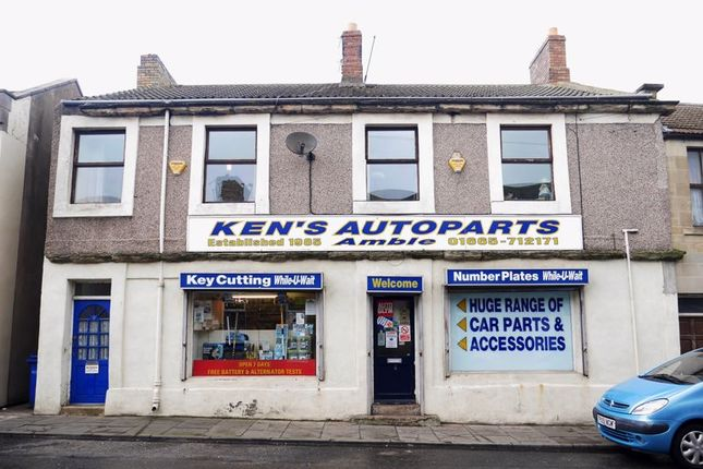 Thumbnail Commercial property for sale in Ken's Auto Parts, 9-11 Church Street, Amble