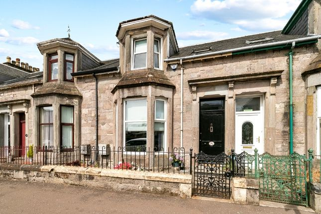 Thumbnail Terraced house for sale in Victoria Street, Dumbarton, West Dunbartonshire