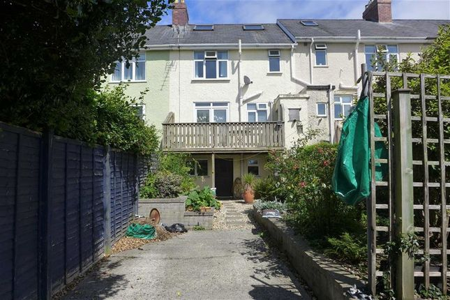 Thumbnail Terraced house for sale in Broadway, Aberystwyth, Ceredigion