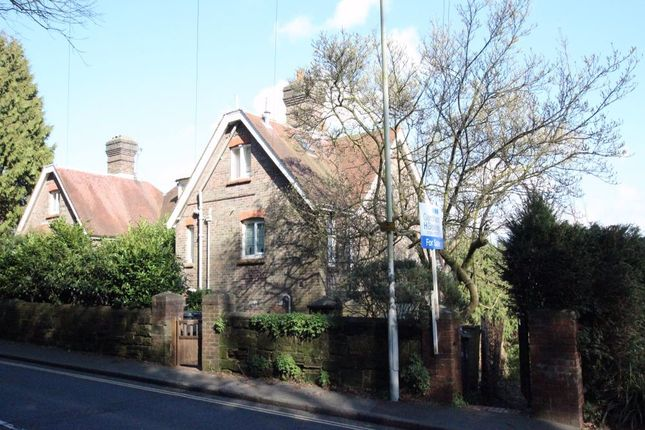 Thumbnail Flat for sale in College Lane, East Grinstead, West Sussex