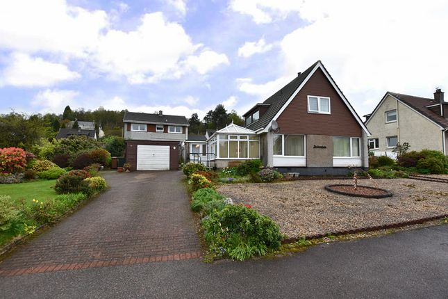 Thumbnail Detached house for sale in Hillview Drive, Corpach
