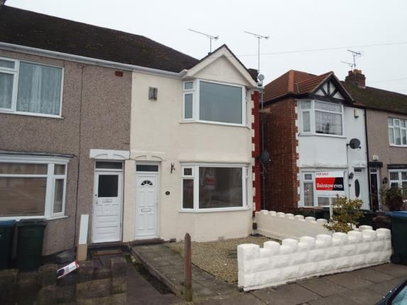Thumbnail End terrace house for sale in Hartland Avenue, Coventry, West Midlands