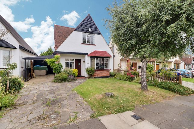 3 bed detached house for sale in Exford Avenue, Westcliff-On-Sea SS0