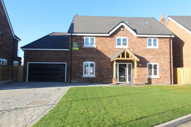 Thumbnail Detached house for sale in 5 Winney Hill View, Ellesmere Road, Shrewsbury