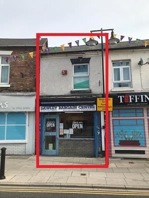 Thumbnail Retail premises for sale in 36 High Street, 36 High Street, Telford, Shropshire