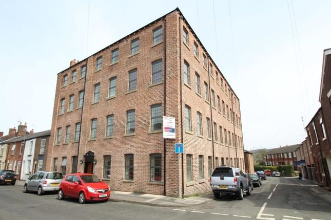 Thumbnail Flat for sale in Brown Street, Macclesfield