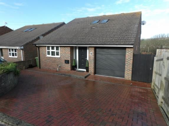 Thumbnail Detached house for sale in Kings Avenue, Newhaven, East Sussex