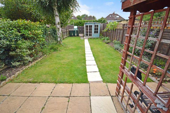 Garden of Anchorway Road, Finham, Coventry CV3