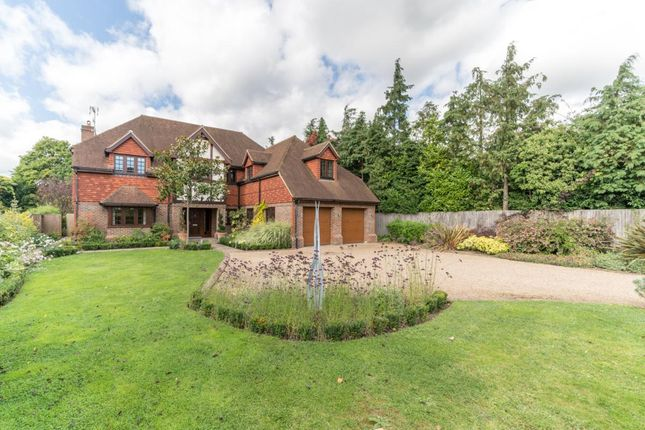 Thumbnail Detached house to rent in Brook Farm Road, Cobham