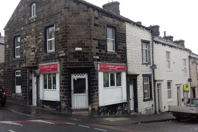 Thumbnail Retail premises for sale in Albion Street, Burnley