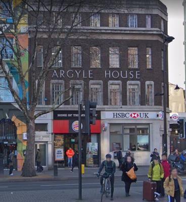 Thumbnail Office to let in Argyle House, Euston Road, Kings Cross, Kings Cross, London