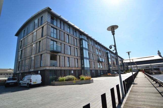Thumbnail Flat to rent in Dock Head Road, Chatham