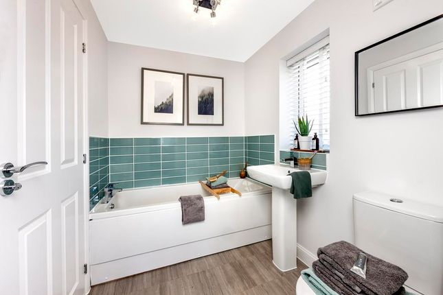 Saxonmills Family Bathroom