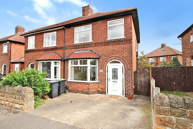3 bed semi-detached house for sale in Maple Avenue, Beeston, Nottingham