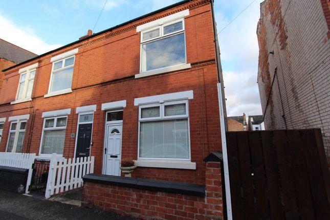 Thumbnail Terraced house to rent in Granville Avenue, Long Eaton, Nottingham