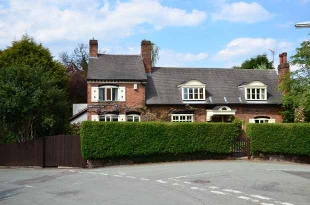 Thumbnail Detached house for sale in Berry Hedge Lane, Burton-On-Trent, Staffordshire
