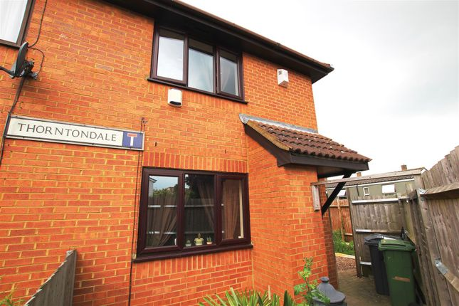 Thumbnail Property to rent in Thorntondale, Luton