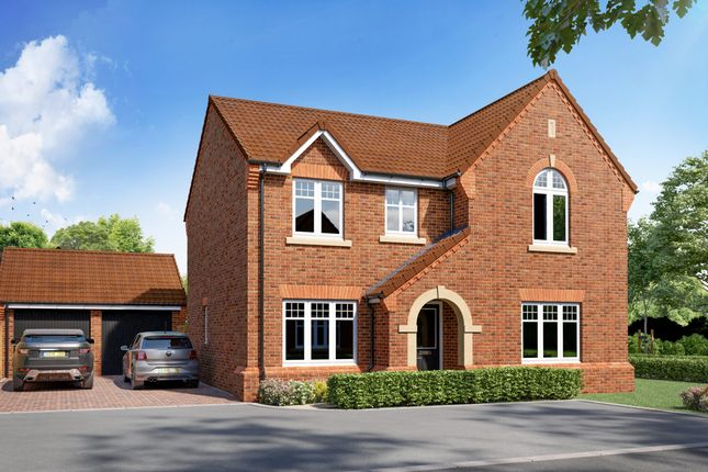 """4 bed detached house for sale in """"Plot 35 - The Salcombe V1"""" at Rother Way, Chesterfield, Derbyshire S41"""