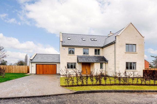 Thumbnail Detached house for sale in Leckhampton, Cheltenham
