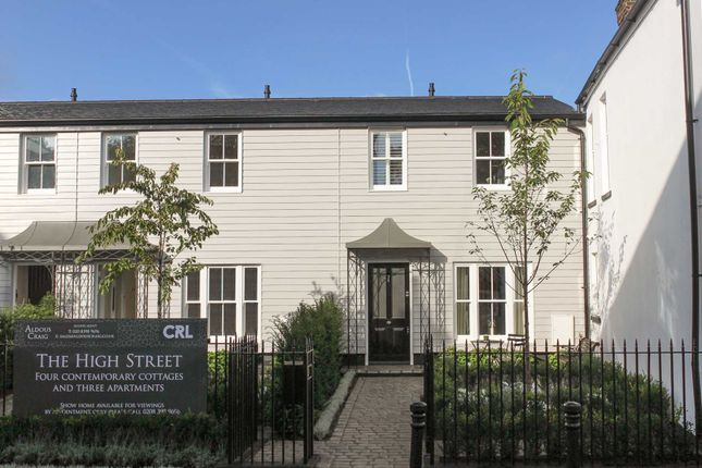 Thumbnail Cottage for sale in 17 High Street, Thames Ditton