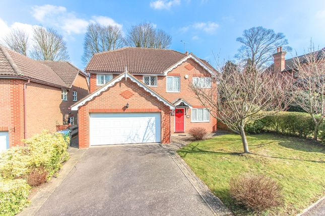Thumbnail Detached house to rent in Saxton Mews, Dellfield Close, Watford