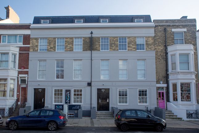 Thumbnail Block of flats for sale in Hampshire Terrace, Portsmouth