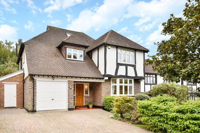 Thumbnail Detached house for sale in The Knoll, Beckenham