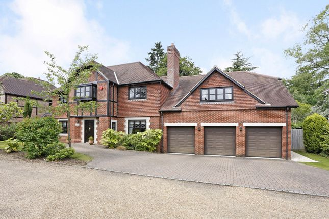 Thumbnail Detached house to rent in Penncarrow House, Ledborough Gate, Beaconsfield, Buckinghamshire