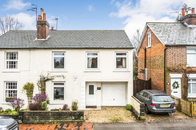 Thumbnail Semi-detached house for sale in Frant Road, Tunbridge Wells