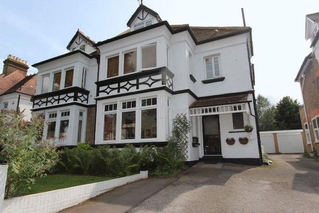 Thumbnail Semi-detached house for sale in Egmont Road, Sutton