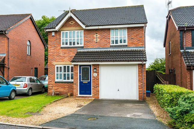 Thumbnail Detached house for sale in Abbey Fold, Burscough, Ormskirk