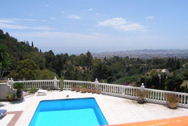 Coastal Views of Spain, Málaga, Mijas