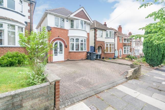 Thumbnail Detached house for sale in Trevanie Avenue, Quinton, Birmingham, West Midlands