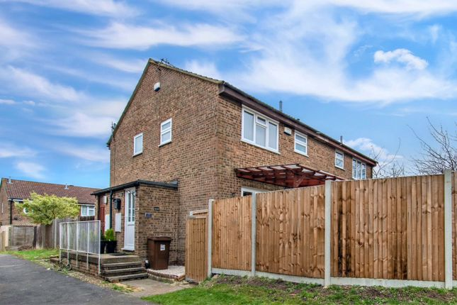 1 bed end terrace house for sale in Flamingo Close, Chatham ME5