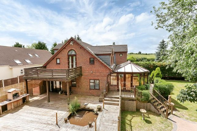 Thumbnail Detached house for sale in Melton Road, Stanton-On-The-Wolds, Keyworth, Nottingham