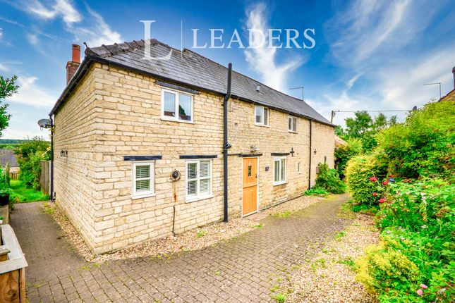 Thumbnail Semi-detached house to rent in Wheel Lane, Barrowden, Oakham
