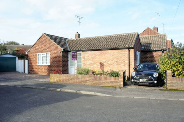 Thumbnail Detached bungalow for sale in Peel Road, Chelmsford