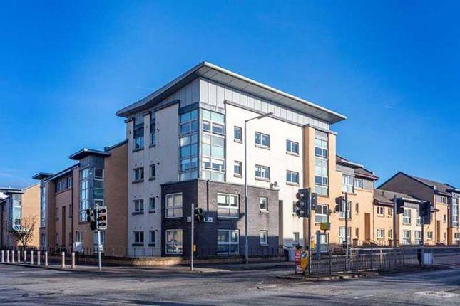 Thumbnail Flat to rent in Waterside Place, Oatlands, Glasgow