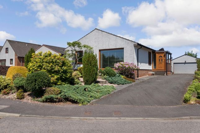 Thumbnail Detached bungalow for sale in 8 Moubray, Crook Of Devon, Kinross