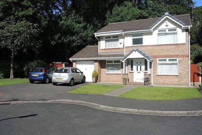 Thumbnail Detached house for sale in Craven Lea, Croxteth Park, Liverpool