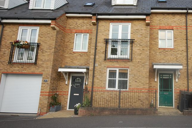 Thumbnail Terraced house for sale in Nottage Crescent, Braintree, Essex