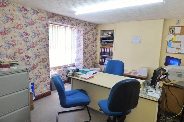 Office of Water Street, Carmarthen SA31