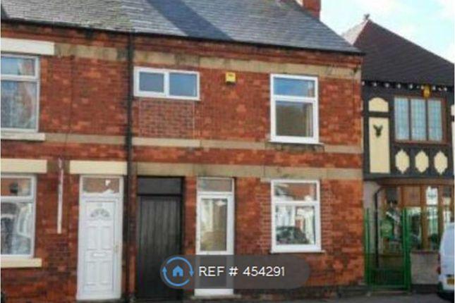 Thumbnail Terraced house to rent in Priestsic Road, Nottingham