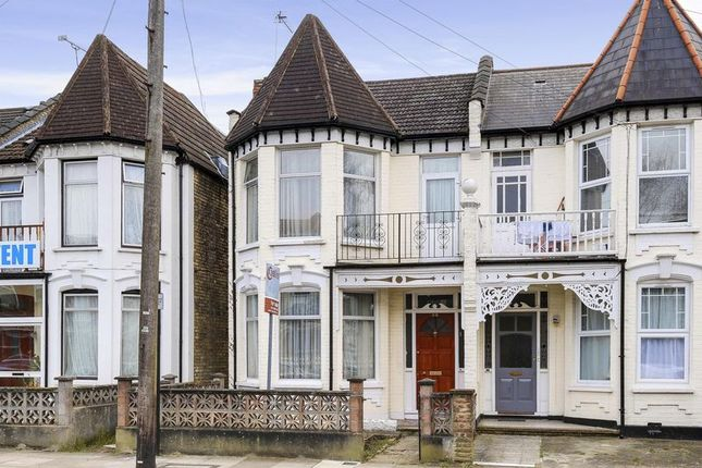 Thumbnail Semi-detached house for sale in Sylvan Avenue, London